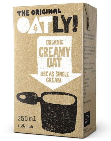 Oatly, Creamy Oat, 250ml