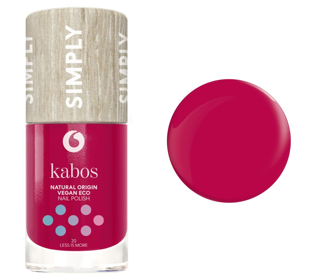 Kabos, Nail Polish Simply 20 Less Is More