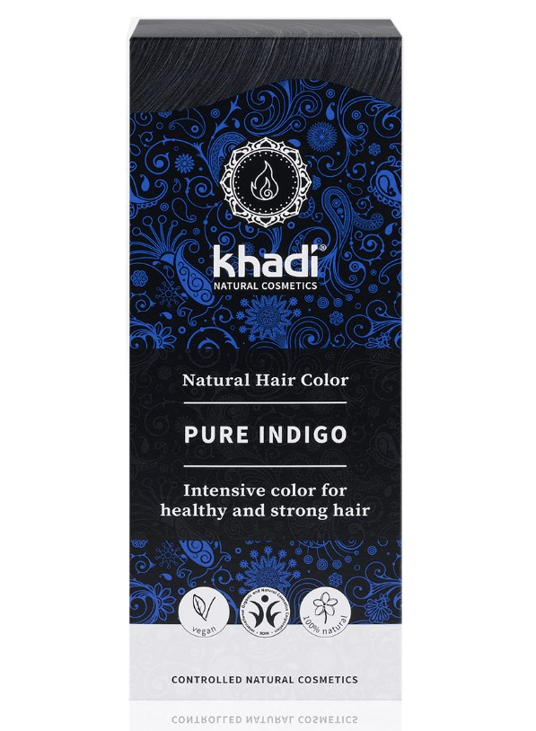 Hair Colour Pure Indygo