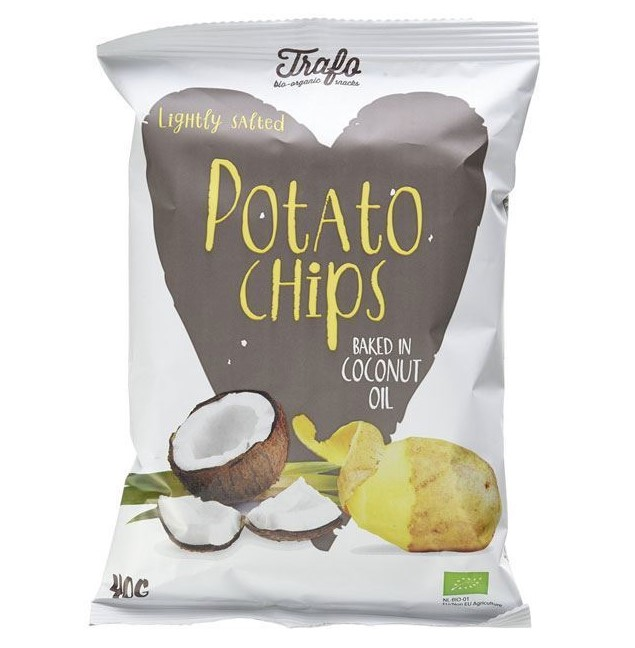 Trafo, Potato Chips, 40g