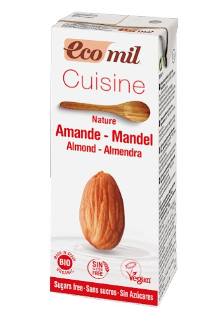 Cuisine Almond Cream, 200ml