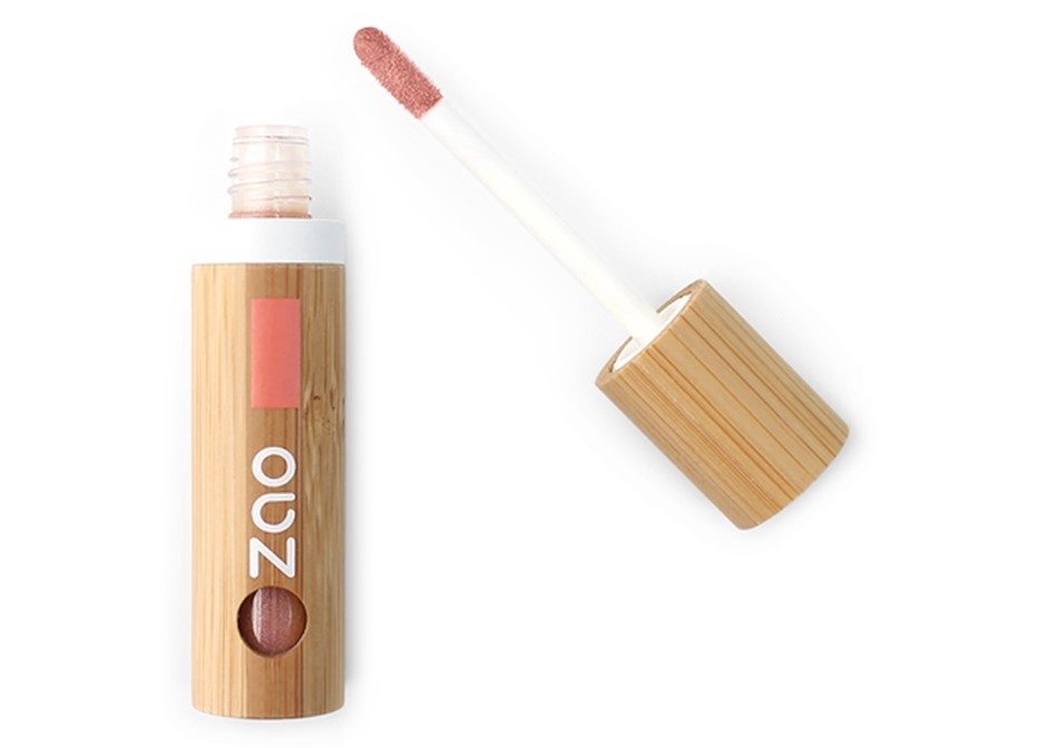 Zao, Lip Gloss 013 Terracotta