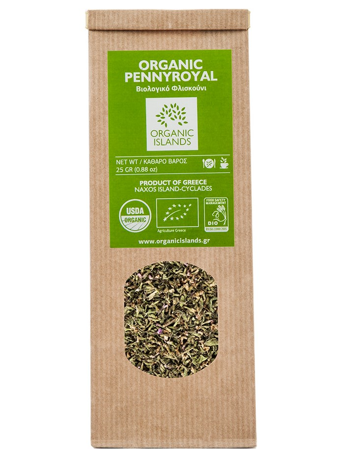 Organic Islands, Pennyroyal, 30g