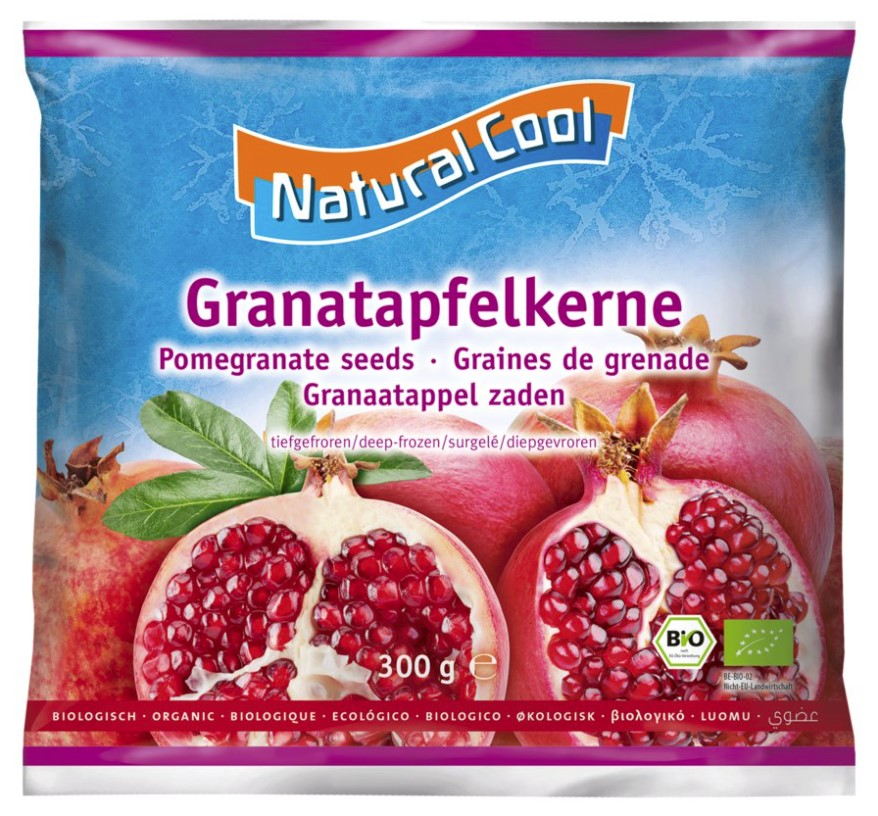Natural Cool, Pomegranate Seed, 300g