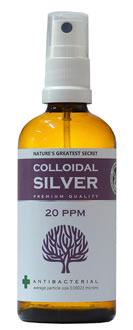 NGS, Colloidal Silver Spray, 100ml