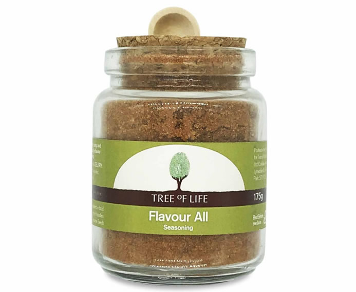 Tree Of Life, Flavour All Seasoning, 175g