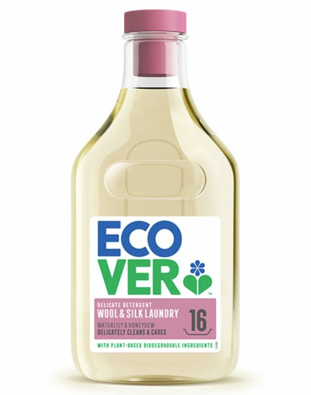 Ecover, Delicate Wool & Silk Laundry Liquid, 750ml