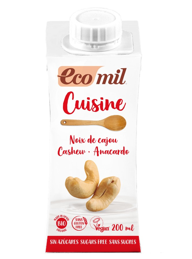 Cuisine Cashew Cream, 200ml