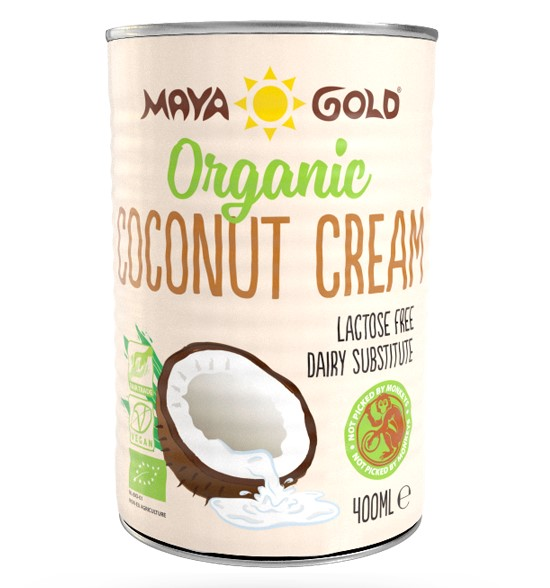 Maya Gold, Coconut Сream, 400ml