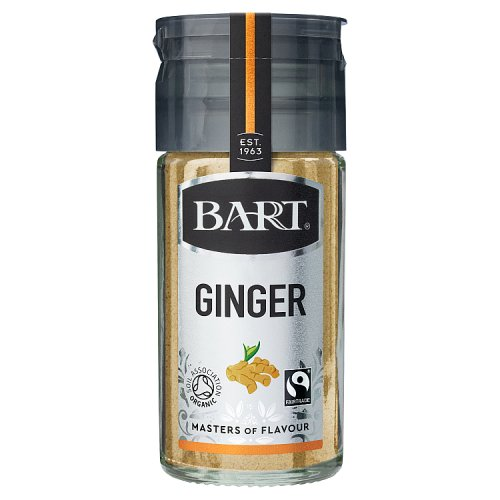 Bart, Ginger Ground, 28g