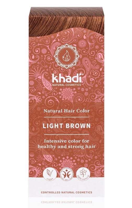 Hair Color Light Brown