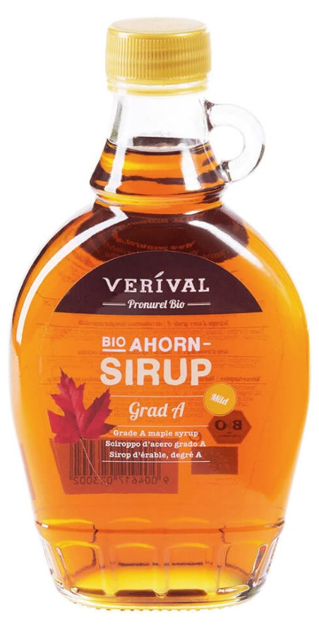 Verival, Grade A Maple Syrup, 250ml