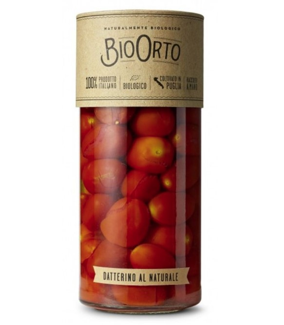 Tomatoes Datterino Natural, 550g