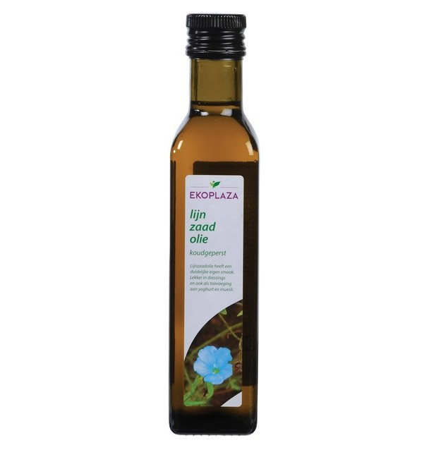 Lineseed Oil Cold-Pressed, 250ml