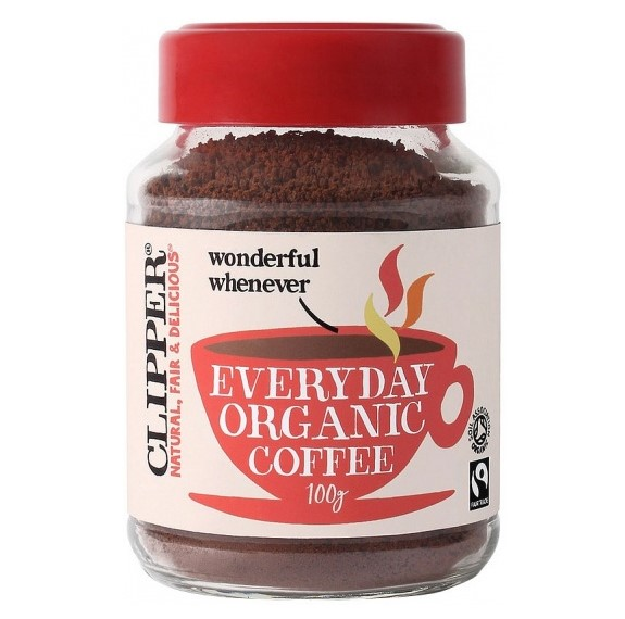 Clipper, Everyday Instant Coffee, 100g
