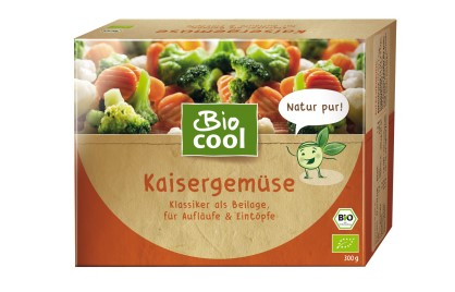 Biocool, Mixed Vegetables, 300g