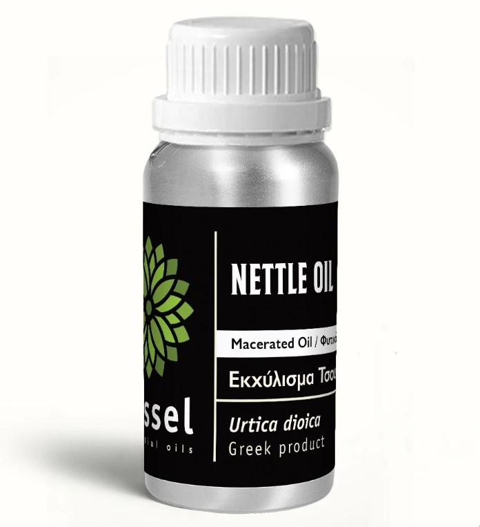 Vessel, Nettle Macerated Oil, 100g