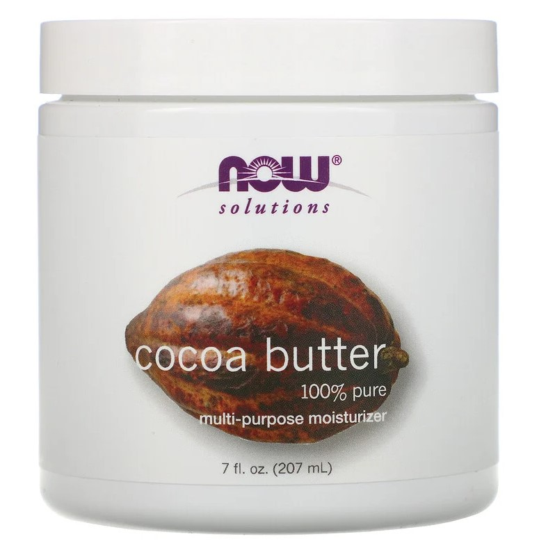 Now, Cocoa Butter, 207ml