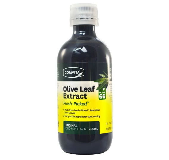 Olive Leaf Extract, 200ml