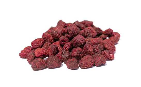 Green Foods, Dried Raspberry, 100g