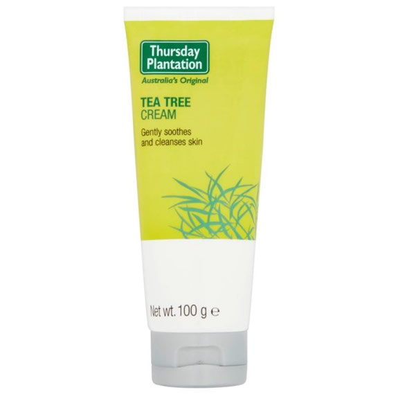 Tea Tree Antiseptic Cream, 100ml