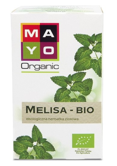 Mayo, Melissa Herbal Tea, 30g