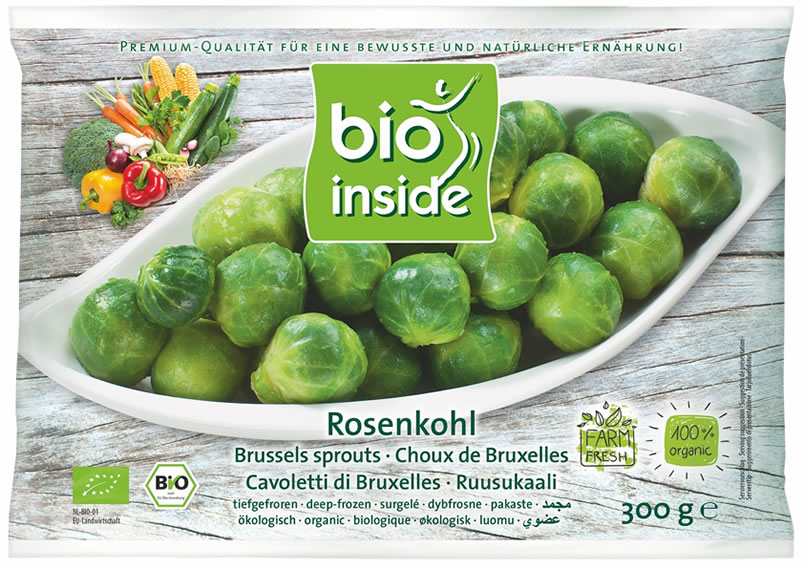 Brussels Sprouts, 300g