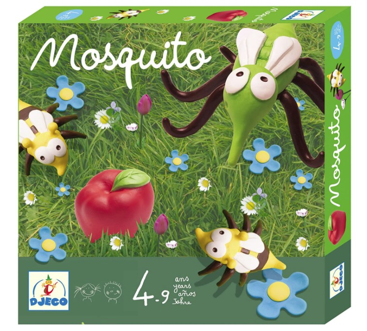 Djeco, Games Mosquito, 5+ years
