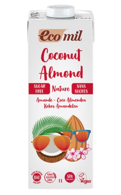 Coconut Almond Milk, 1L