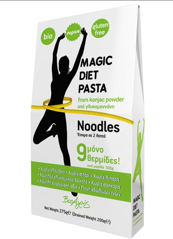 BioAgros, Magic Noodles, 275g