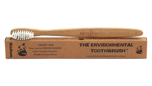 The Environmental Toothbrush, Soft - Trade