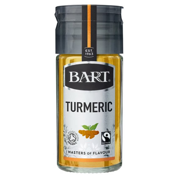Bart, Turmeric Ground, 36g
