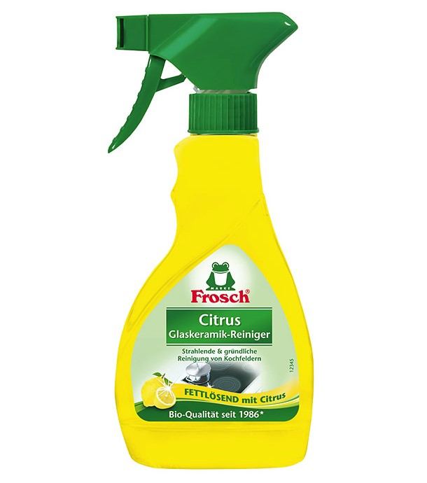 Frosch, Glass Ceramic Cleaner, 300ml