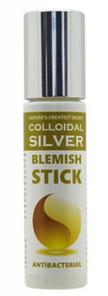 NGS, Colloidal Silver Antibac Blemish Stick, 10ml