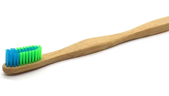 Bamboo Toothbrush: LMCG Edition (hard bristles)
