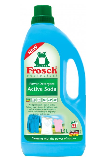 Active Soda Power Detergent, 1.5L