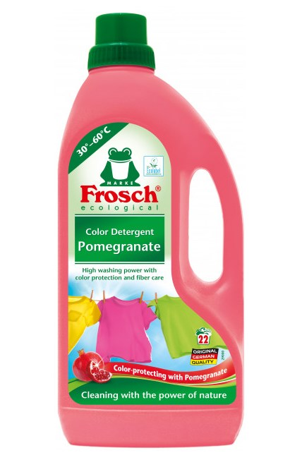Color Detergent Pomegranate, 1.5L