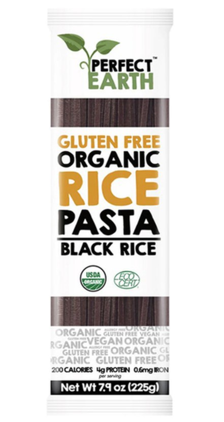 Perfect Earth, Black Rice Pasta, 250g