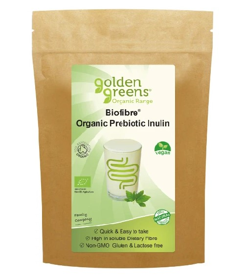 Green Organics, Inulin Powder, 250g