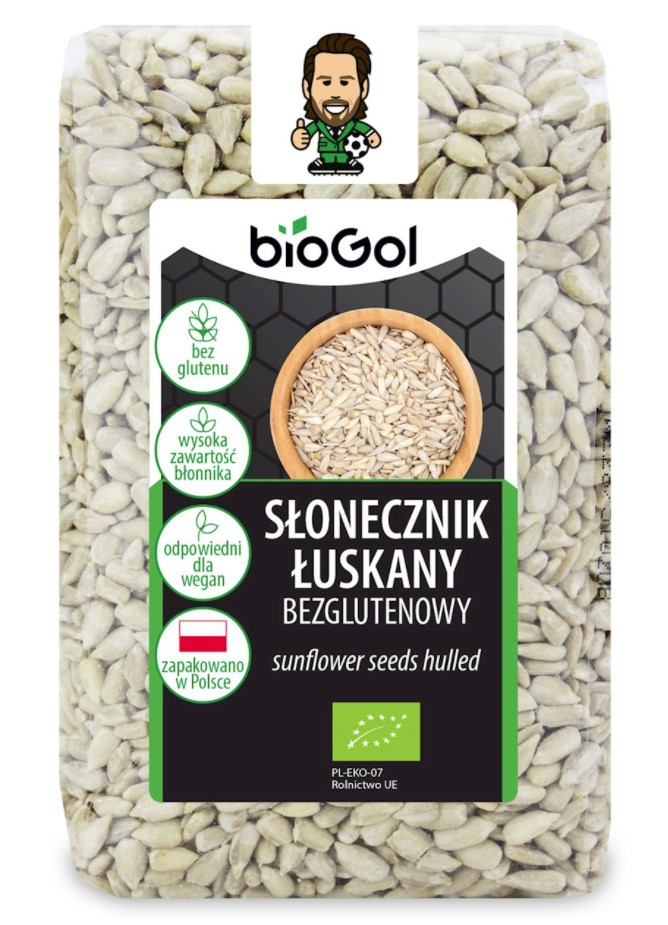 Bio Gol, Sunflower Seeds, 350g