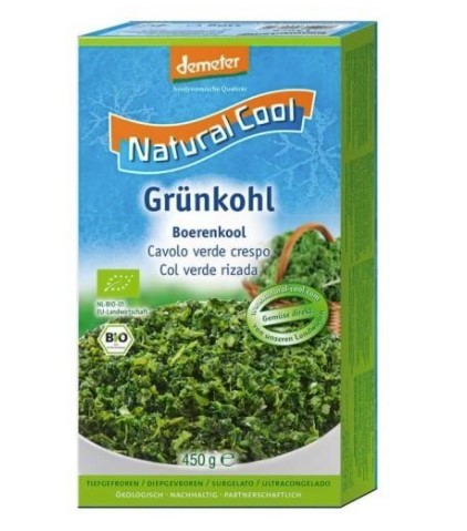 Natural Cool, Curly Kale, 450g