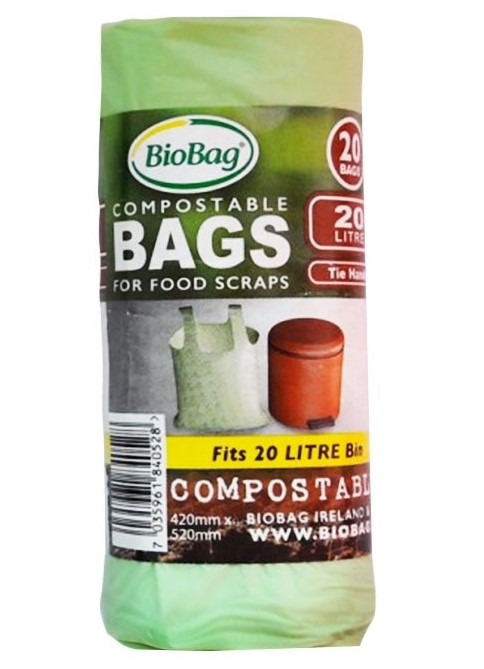 Compostable Waste Bag, 20L