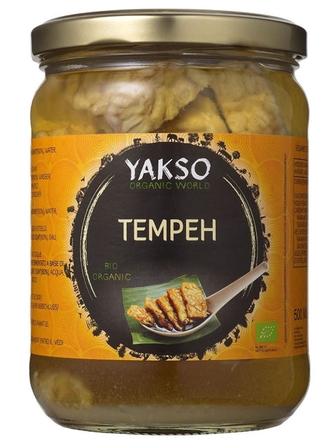 Yakso, Tempeh, 500ml
