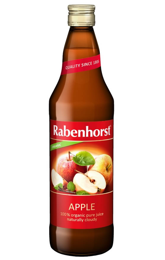 Rabenhorst, Apple Juice, 750ml
