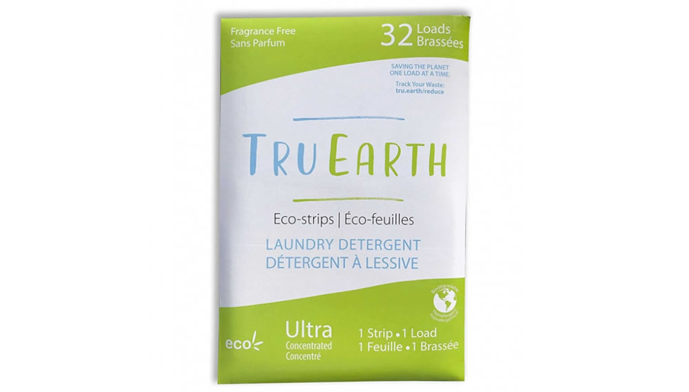 Laundry Eco-Strips, Fragrance Free