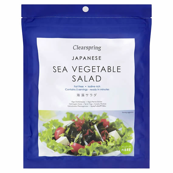 Japanese Vegetable Sea Salad, 25g