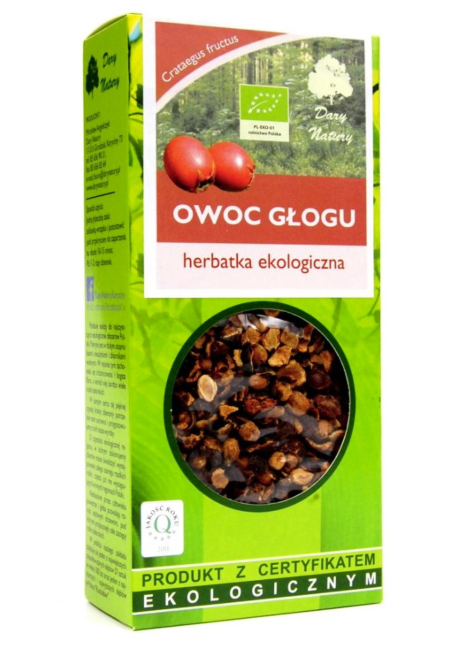 Gifts of Nature, Hawthorn Fruit Tea, 100g