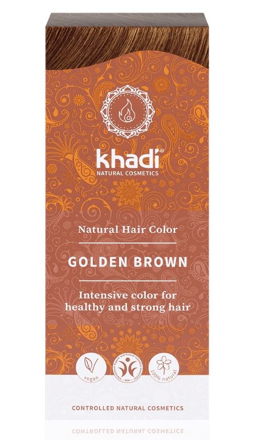 Hair Color Golden Brown