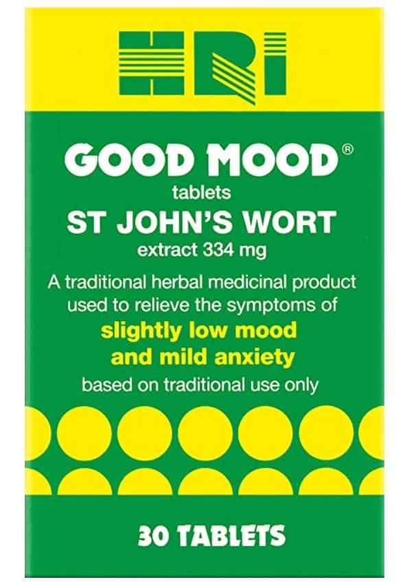 Hri, Good Mood, 30 tablets
