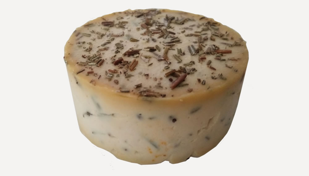 Healthy Delicious, Cashew Cheese Rosemary & Onion, 115g